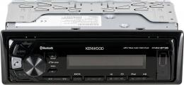 автомагнитола 1 din Kenwood KMM-BT35