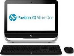 компьютер-моноблок HP Pavilion 20-b100er