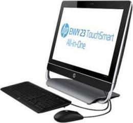 компьютер-моноблок HP Envy Recline 23-k020er TouchSmart
