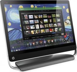 компьютер-моноблок HP Omni 27-1000er
