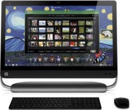 компьютер-моноблок HP Omni 27-1001er