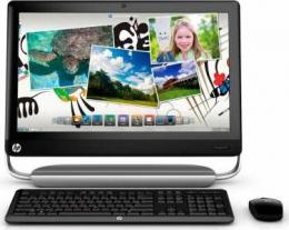 компьютер-моноблок HP TouchSmart 520-1204er