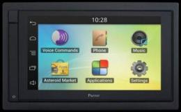 автомагнитола 2 din (Peugeot) Parrot ASTEROID Smart