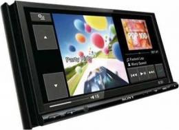 автомагнитола 2 din Sony XAV-E722