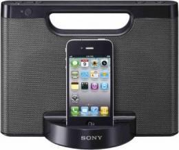 портативная акустика 2.1 Sony RDP-M5iP