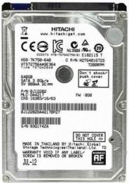 жесткий диск Hitachi HTS727564A9E364