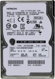 жесткий диск Hitachi HUC109030CSS600