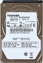 жесткий диск Toshiba MK5059GSXP
