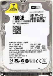 жесткий диск Western Digital WD1600BUCT