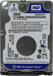 жесткий диск Western Digital WD2500LPVT