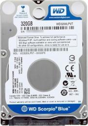 жесткий диск Western Digital WD3200LPVT