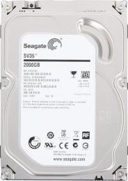жесткий диск Seagate ST2000VX000