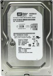 жесткий диск Western Digital WD2500AVJB