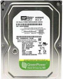 жесткий диск Western Digital WD3200AVVS