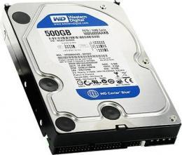 жесткий диск Western Digital WD5000AAKB
