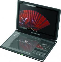 портативный DVD-плеер Supra SDTV-917UT