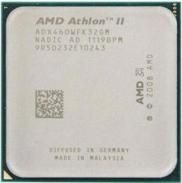 процессор AMD AMD Athlon II X3 460