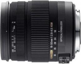объектив Sigma AF 18-50mm f/2.8-4.5 DC OS HSM Canon EF-S