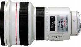 объектив Canon EF 200mm f/1.8L USM