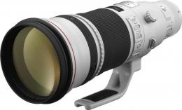 объектив Canon EF 500mm f/4L IS II USM