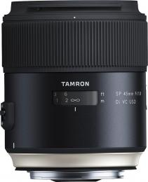 объектив Tamron SP AF 45mm f/1.8 Di VC USD Canon