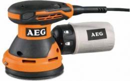 эксцентриковая шлифмашина AEG EX125 ES