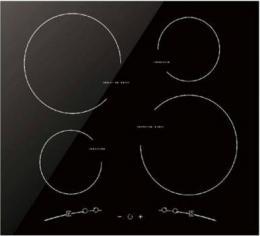 варочная поверхность Leran E 16402 BV