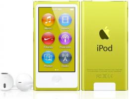 Flash-плеер Apple iPod nano 7 16Gb