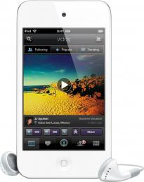 Flash-плеер Apple iPod touch 4 16Gb