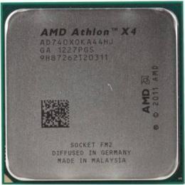 процессор AMD AMD Athlon II X4 740