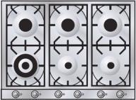 варочная поверхность ILVE HP965-6D