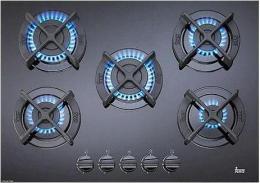 варочная поверхность Teka CG Lux 70 5G AI AL TR