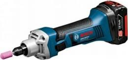 гравер/прямая шлифмашина Bosch GGS 18 V-LI