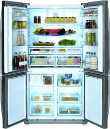 холодильник Beko GNE 114610 FX