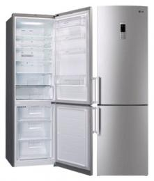 холодильник LG GA-B489BLQA