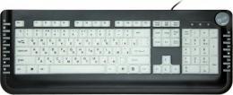клавиатура CBR KB-355GLM