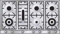 варочная поверхность ILVE HP1265-7D