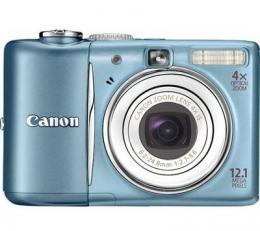 цифровой фотоаппарат Canon PowerShot A1100 IS