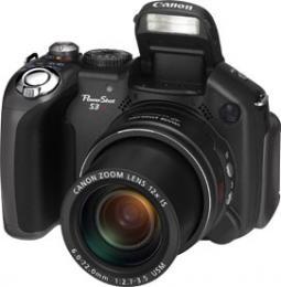 цифровой фотоаппарат Canon PowerShot S3 IS
