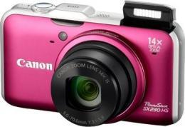 цифровой фотоаппарат Canon PowerShot SX230 HS
