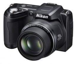 цифровой фотоаппарат Nikon Coolpix L110