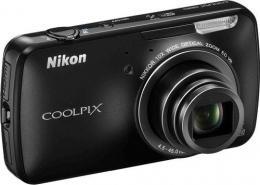цифровой фотоаппарат Nikon Coolpix S800c