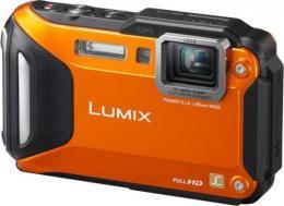 цифровой фотоаппарат Panasonic Lumix DMC-FT5