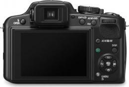 цифровой фотоаппарат Panasonic Lumix DMC-FZ60