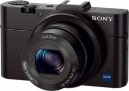 цифровой фотоаппарат Sony CyberShot DSC-RX100 II