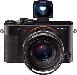 цифровой фотоаппарат Sony CyberShot DSC-RX1R