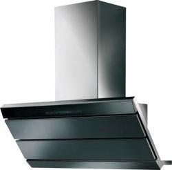 кухонная вытяжка Faber Orizzonte Plus Vetro EG8 X/VBK A90
