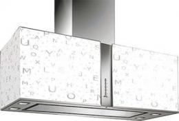 кухонная вытяжка Falmec Mirabilia Isola 85 Alphabet Vetro 800 ECP