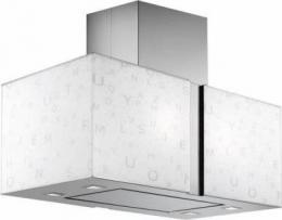 кухонная вытяжка Falmec Square isola Alphabet 85 800
