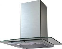 кухонная вытяжка Krona Jasmin 500 Inox/glass